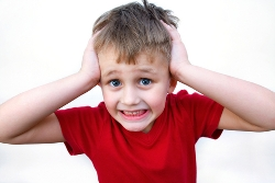 Diagnosis of Stress in children
