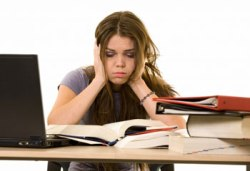 Children Exam Stress Symptoms