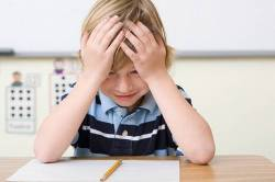 Children Exam Stress diagnosis
